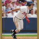 Ozzie Guillen 1999 Topps #301 Atlanta Braves Baseball Card