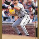 John Jaha 1999 Topps #307 Milwaukee Brewers Baseball Card