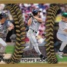 Travis Lee, Todd Helton, Ben Grieve 1999 Topps #457 Baseball Card