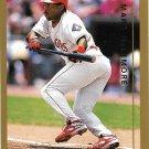 Mark McLemore 1999 Topps #396 Texas Rangers Baseball Card