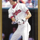 Richie Sexson 1999 Topps #252 Cleveland Indians Baseball Card