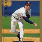John Smoltz 1999 Topps #329 Atlanta Braves Baseball Card