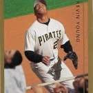 Kevin Young 1999 Topps #266 Pittsburgh Pirates Baseball Card