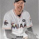 Brad Ziegler 2017 Topps Stadium Club #179 Miami Marlins Baseball Card