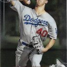 Walker Buehler 2017 Bowman Prospects Chrome #BCP82 Los Angeles Dodgers Baseball Card