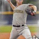 Mitch Keller 2017 Bowman #BP66 Pittsburgh Pirates Baseball Card