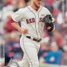 Craig Kimbrel 2017 Bowman #24 Boston Red Sox Baseball Card