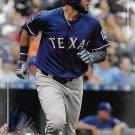 Nomar Mazara 2017 Bowman #30 Texas Rangers Baseball Card