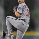 Max Scherzer 2017 Bowman #43 Washington Nationals Baseball Card