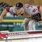 Craig Kimbrel 2017 Topps #309 Boston Red Sox Baseball Card
