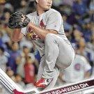 Seung-Hwan Oh 2017 Topps #505 St. Louis Cardinals Baseball Card