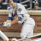 T.J. Rivera 2017 Topps Rookie #553 New York Mets Baseball Card