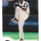 Juan Guzman 2000 Fleer Focus #141 Tampa Bay Devil Rays Baseball Card