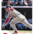 Eli Marrero 2000 Fleer Focus #123 St. Louis Cardinals Baseball Card