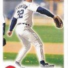 Justin Thompson 2000 Fleer Focus #104 Texas Rangers Baseball Card