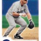 Matt Williams 2000 Fleer Focus #80 Arizona Diamondbacks Baseball Card