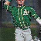 Franklin Barreto 2017 Bowman Prospects Chrome #BCP115 Oakland Athletics Baseball Card