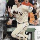 Buster Posey 2017 Bowman #15 San Francisco Giants Baseball Card