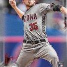 Braden Shipley 2017 Bowman Rookie #83 Arizona Diamondbacks Baseball Card
