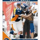 Champ Bailey 2011 Score #85 Denver Broncos Football Card