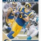 James Laurinaitis 2011 Score #269 St. Louis Rams Football Card