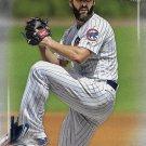 Jake Arrieta 2017 Bowman #96 Chicago Cubs Baseball Card