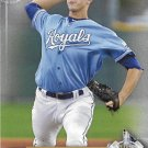 A.J. Puckett 2017 Bowman #BP4 Kansas City Royals Baseball Card