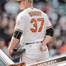 Dylan Bundy 2017 Topps #361 Baltimore Orioles Baseball Card