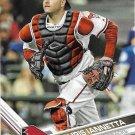 Chris Iannetta 2017 Topps #412 Arizona Diamondbacks Baseball Card