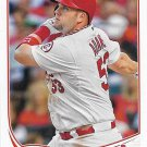 Matt Adams 2013 Topps Update #US4 St. Louis Cardinals Baseball Card