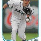 Robert Andino 2013 Topps Update #US164 Seattle Mariners Baseball Card