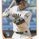 Adeiny Hechavarria 2013 Topps Update Rookie #US32 Miami Marlins Baseball Card