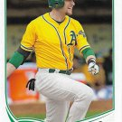 Jed Lowrie 2013 Topps Update #US266 Oakland Athletics Baseball Card