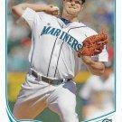 Stephen Pryor 2013 Topps Update #US284 Seattle Mariners Baseball Card