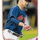 Ryan Raburn 2013 Topps Update #US24 Cleveland Indians Baseball Card