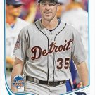 Justin Verlander 2013 Topps Update #US134 Detoit Tigers Baseball Card