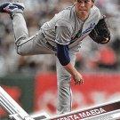 Kenta Maeda 2017 Topps #597 Los Angeles Dodgers Baseball Card