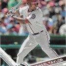 Michael Taylor 2017 Topps #598 Washington Nationals Baseball Card