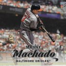 Manny Machado 2017 Topps Stadium Club #131 Baltimore Oriols Baseball Card