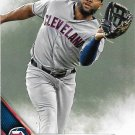 Abraham Almonte 2016 Topps #556 Cleveland Indians Baseball Card