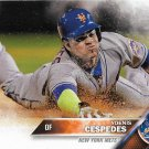 Yoenis Cespedes 2016 Topps #407 New York Mets Baseball Card