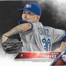 Jesse Chavez 2016 Topps #465 Toronto Blue Jays Baseball Card
