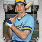Paul Molitor 2016 Topps MLB Debut #MLBD2-8 Milwaukee Brewers Baseball Card