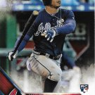 Mallex Smith 2016 Topps Update Rookie #US244 Tampa Bay Rays Baseball Card