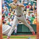 Cody Asche 2015 Topps #420 Philadelphia Phillies Baseball Card