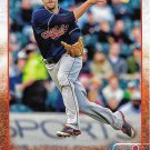 Lonnie Chisenhall 2015 Topps #68 Cleveland Indians Baseball Card