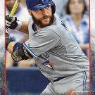 Russell Martin 2015 Topps #436 Toronto Blue Jays Baseball Card