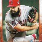 Matt Shoemaker 2015 Topps #597 Los Angeles Angels Baseball Card