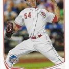 Aroldis Chapman 2013 Topps Update #US286 Cincinnati Reds Baseball Card