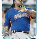 Prince Fielder 2013 Topps Update #US91 Detroit Tigers Baseball Card